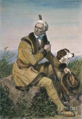 Daniel Boone (1734-1820) Poster by Granger