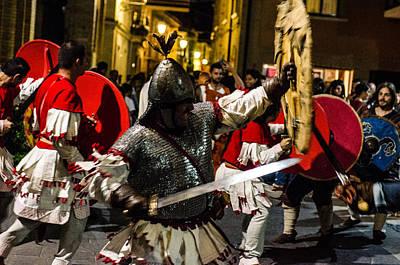 Dark Ages - Medieval Warrior Poster