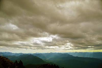 Dark Mountains Too Poster