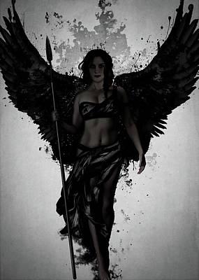 Dark Valkyrja Poster