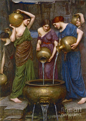 Daughters Of Danaus 1903 Poster
