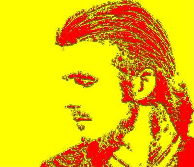 David Beckham 4a Poster