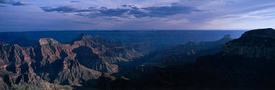 Dawn North Rim Grand Canyon National Poster by Panoramic Images