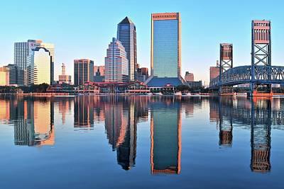 Daybreaks In Jacksonville Poster