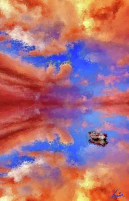 Daydream Mirage Poster
