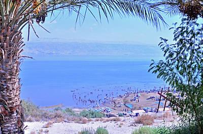 Dead Sea Overlook 2 Poster