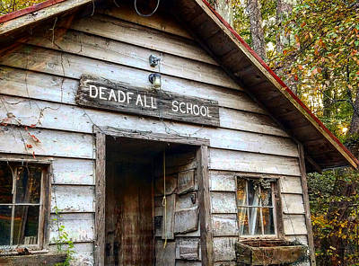 Deadfall School Poster