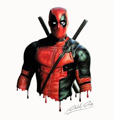 Deadpool 1 Poster
