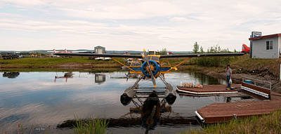 Dean - Dhc-2 Beaver Poster by Gary Rose