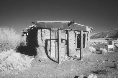 Death Valley Abode Poster