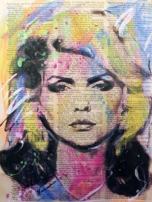 Debbie Harry, Blondie Poster by Venus