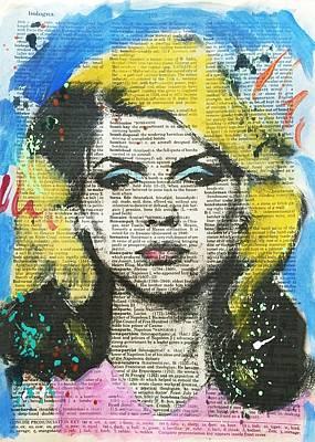 Debbie Harry Poster by Venus