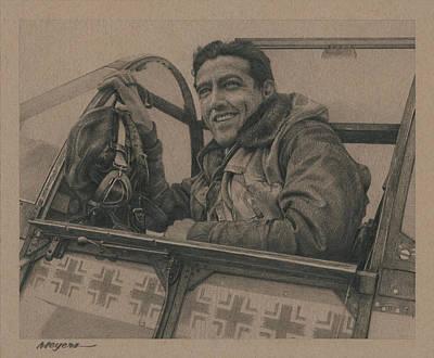 Debden Eagle Poster