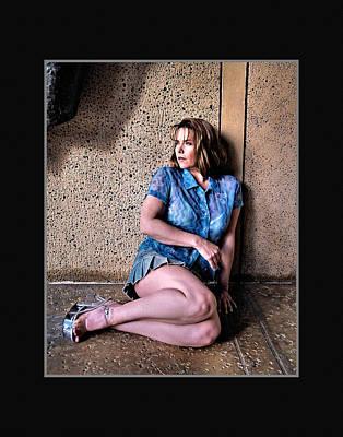 Debra Valentine 3 Poster