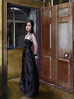 Debutante Poster by Nigel Follett