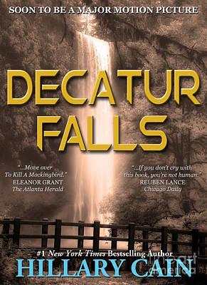 Decatur Falls Book Cover Poster