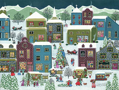 Decking The Halls Poster