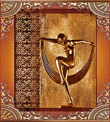 Deco Art Poster