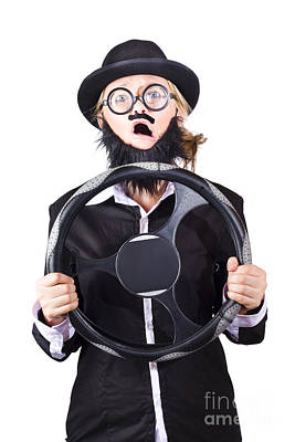 Defensive Driving Learner Poster