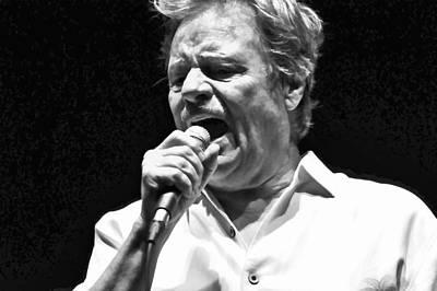 Delbert Mcclinton Sings The Blues Poster