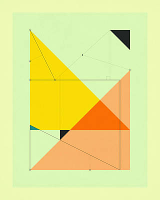 Delineation - 105 Poster by Jazzberry Blue
