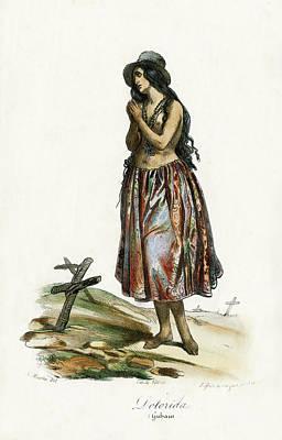 Delorida Guham Guam Poster by Jacques Arago