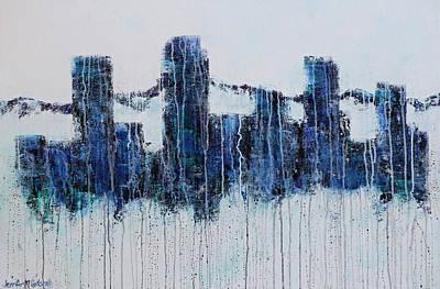 Denver Rain Poster