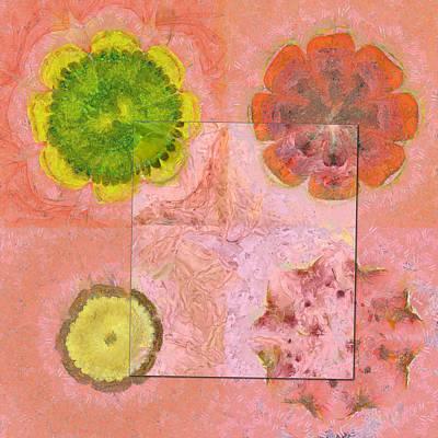 Derelictness Speculation Flower  Id 16165-132801-06601 Poster by S Lurk
