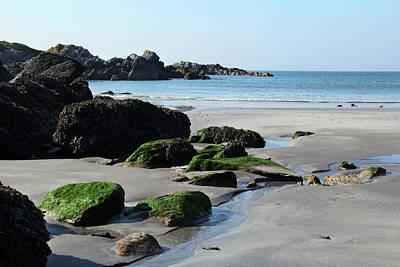 Derrynane Beach Poster