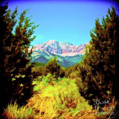 Deseret Peak Poster
