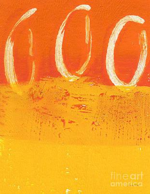Desert Sun Poster by Linda Woods