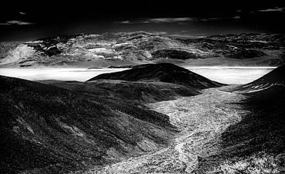 94007 Desert Twilight Poster