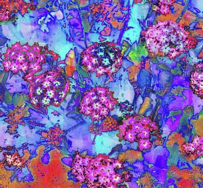 Desert Vibe Bloom Poster
