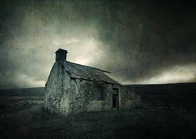 Desolate Poster by Steve Sharp