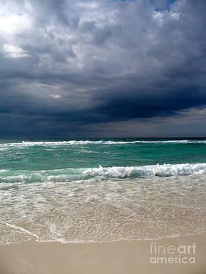 Destin Beach Florida Poster by Christiane Schulze Art And Photography