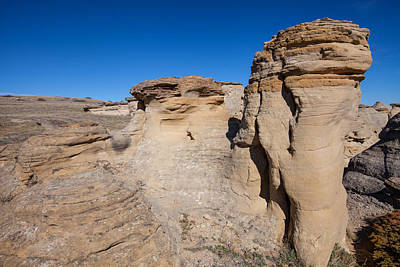 Poster featuring the photograph Destination Hoodoos by Fran Riley