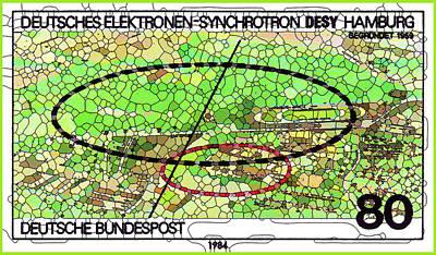 Desy Hamburg Electron Synchrotron Poster