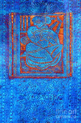 Devi Poster by Floyd Menezes