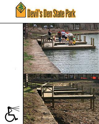 Devils Den State Park Time-lapse Poster