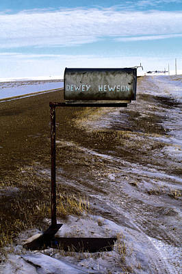 Dewey Hewson Poster