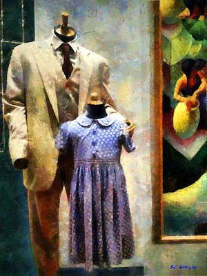 Nuclear Family Poster by RC deWinter