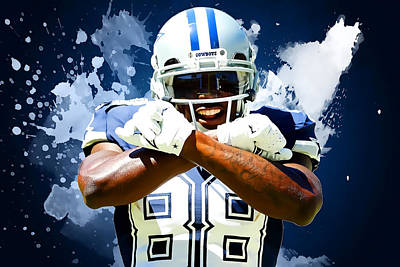 Dez Bryant Poster