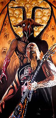 Diabolus In Musica  Poster