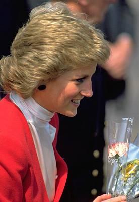 Diana Princess Of Wales Poster