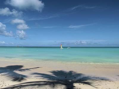 Dickenson Bay Beach - Antigua Poster