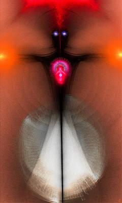 Digital Art Gaia C30e Poster by Otri Park