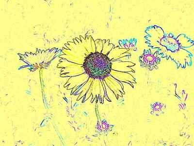 Digital Drawing 1 Poster