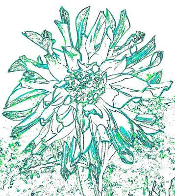 Digital Drawing 3 Poster