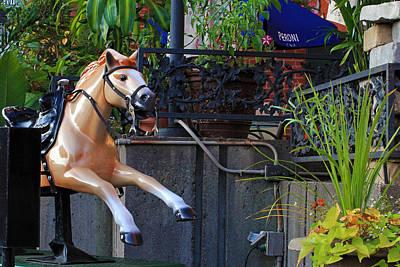 Dime Pony Poster