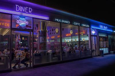 Diner - Fast Food Poster
